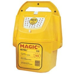 Magic Pro-Troll Bait Bucket - Up The Nipissing