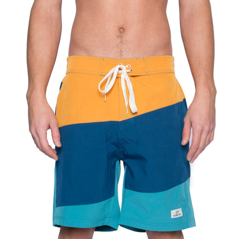 Men's Slanted Boardshort