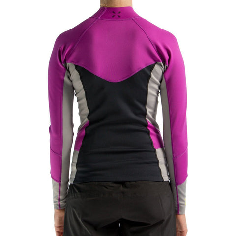 Women's Sombrio Long Sleeve Neoprene Rash Guard
