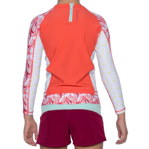 Girl's Stella Long Sleeve Sun Guard