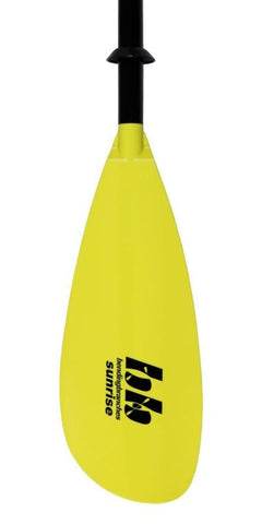 Sunrise Fiberglass Shaft Kayak Paddle