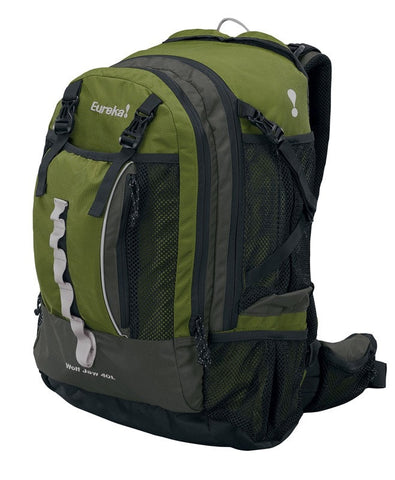 Wolf Jaw 40L Backpack
