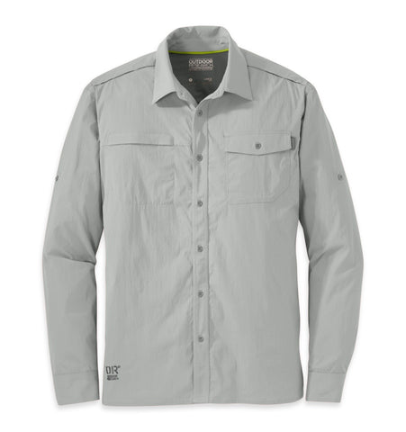 Baja Long Sleeve Sun Shirt
