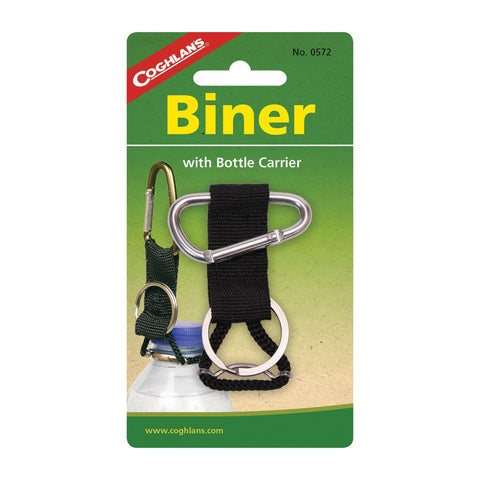 Biner with Water Bottle Carrier - Up The Nipissing