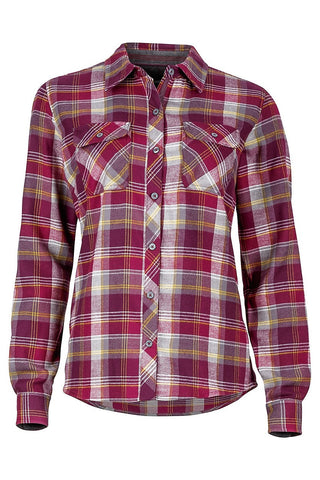 Women's Bridget Flannel Long Sleeve