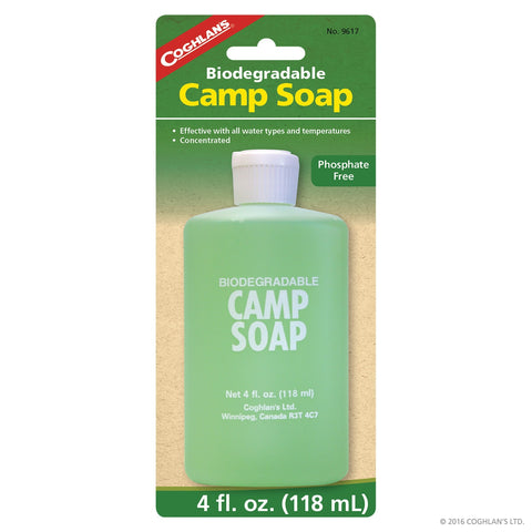 Camp Soap - 4oz - Up The Nipissing