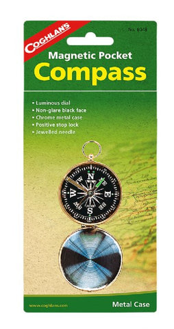 Coghlan's Magnetic Pocket Compass