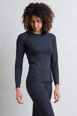 GIVE-N-GO PERFORMANCE BASE LAYER CREW-Womens