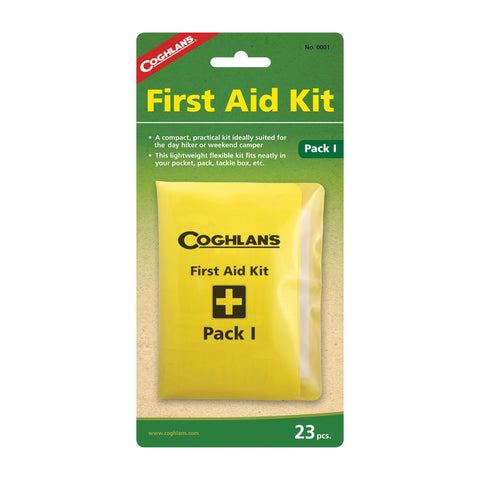 Pack 1 First Aid Kit