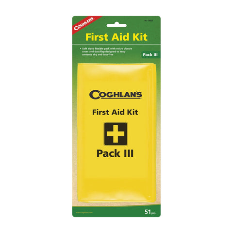 Pack 3 First Aid Kit