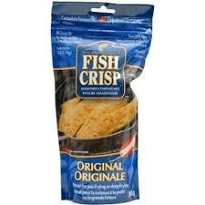 FISH CRISP - Up The Nipissing