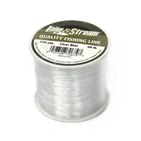 EAGLE CLAW CLEAR FISHING LINE - Up The Nipissing