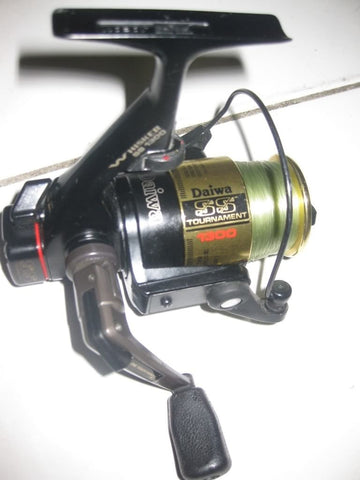 Daiwa Tournament series reel - Up The Nipissing