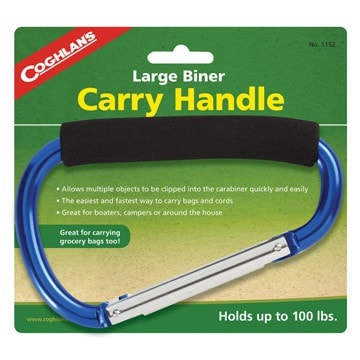 Large Biner Carry Handle - Up The Nipissing