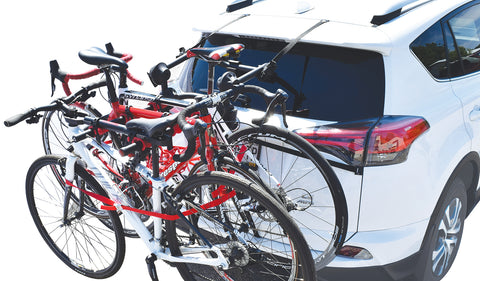 Hanger™ BC3 OS - Back of Car 3 Bike Carrier