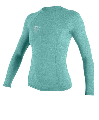 Women's Hybrid Long Sleeve Tee