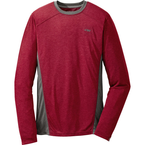 Sequence Long Sleeve Crew