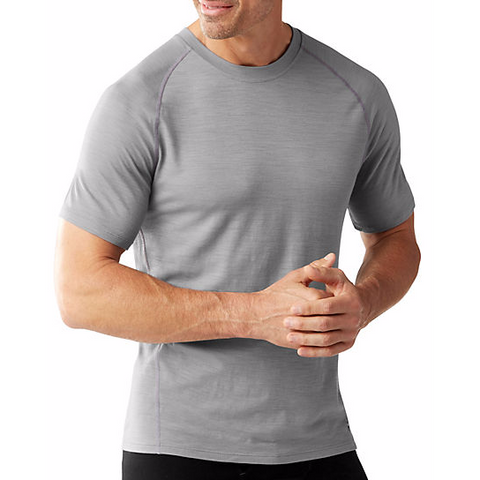 Men's Merino 150 Base Layer Pattern Short Sleeve