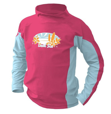 Stella Girls Long Sleeve Sun Guard