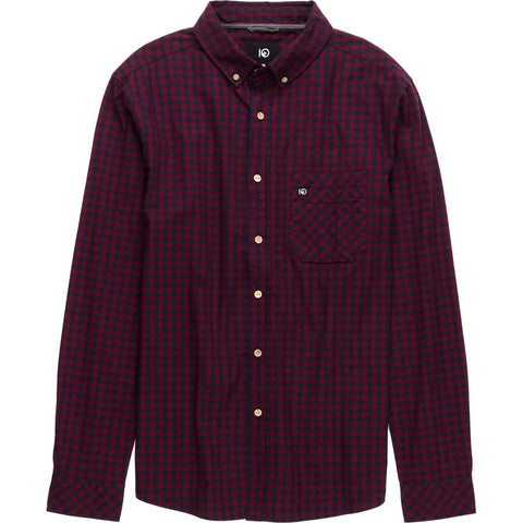 Bend Button Up Long Sleeve