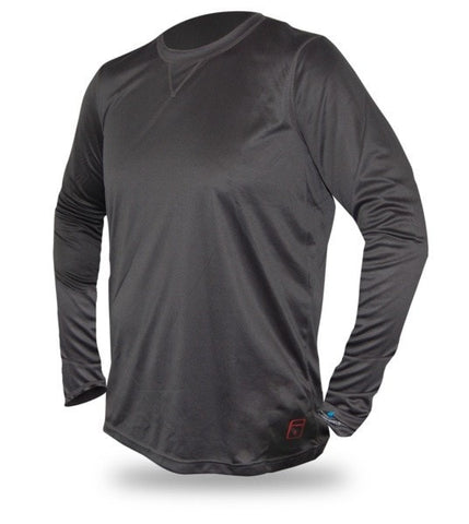 Men's Vapour Long Sleeve Hydro Shield Shirt - Up The Nipissing