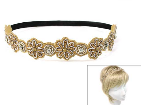 Sea Bead Headband (GL0426)