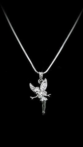 Fairy Crystal Necklace