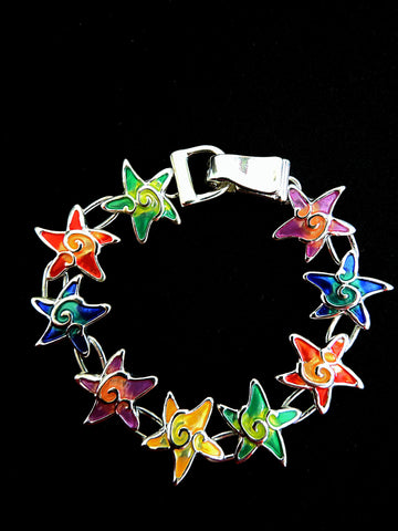 Starfish-Multi Themed Bracelet