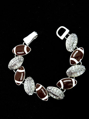 Football Themed Bracelet