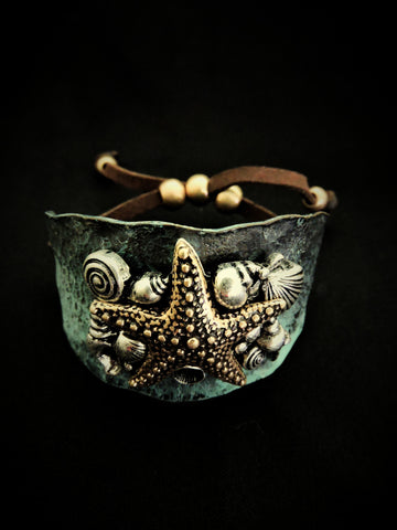 Shells Adjustable Bracelet