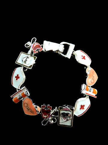 Medical Themed Bracelet