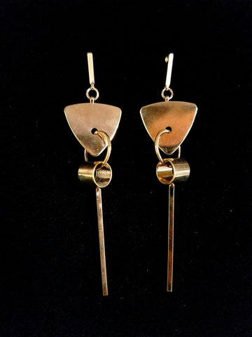 Fashion Gold Earring