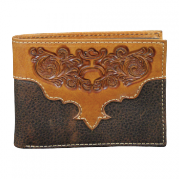 HOOEY SIGNATURE FRONT POCKET BIFOLD WALLET
