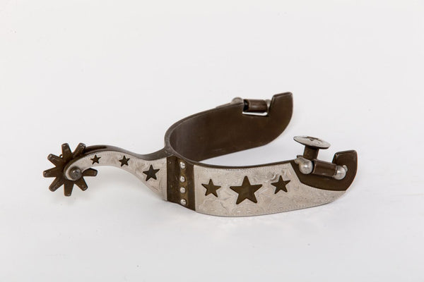 Youth Antique Spurs