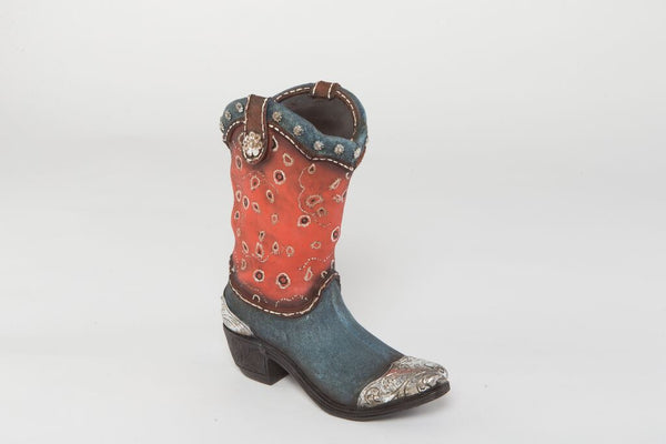 Vase Saddle Up Boot