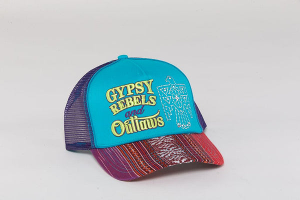 Gypsy Soule Gypsy Rebels and Outlaws Trucker Hat