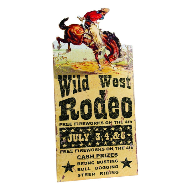 Rodeo Advertising