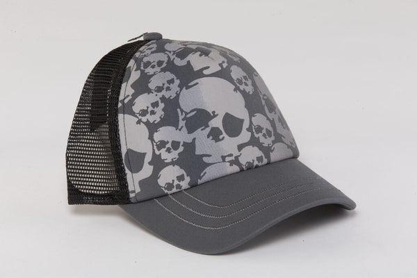 Youth Skull Hat
