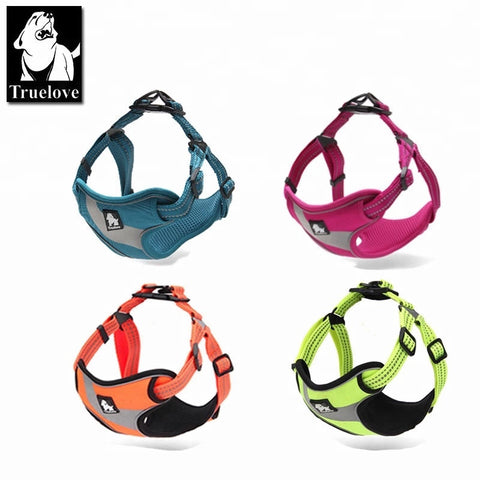 step in dog harness range from Truelove