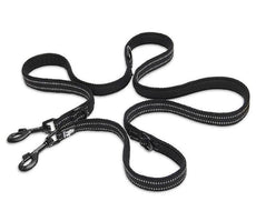 Double Ended Dog Lead | Double Clip | Truelove