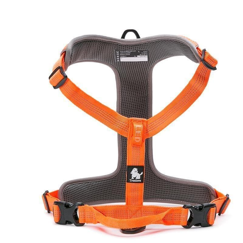 Lightweight Dog Harness To Prevent Pulling | Truelove TLH6071 | UK Shipped