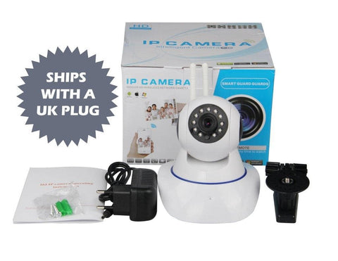 Dog and Pet Monitoring  / Surveillance WiFi Camera For Home