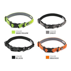 Lightweight Reflective Padded Dog Collar | Truelove | TLC5271