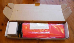 box contents for dog heat pad and mat