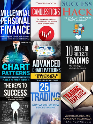 10 e-Books for $20 - Trading Sync