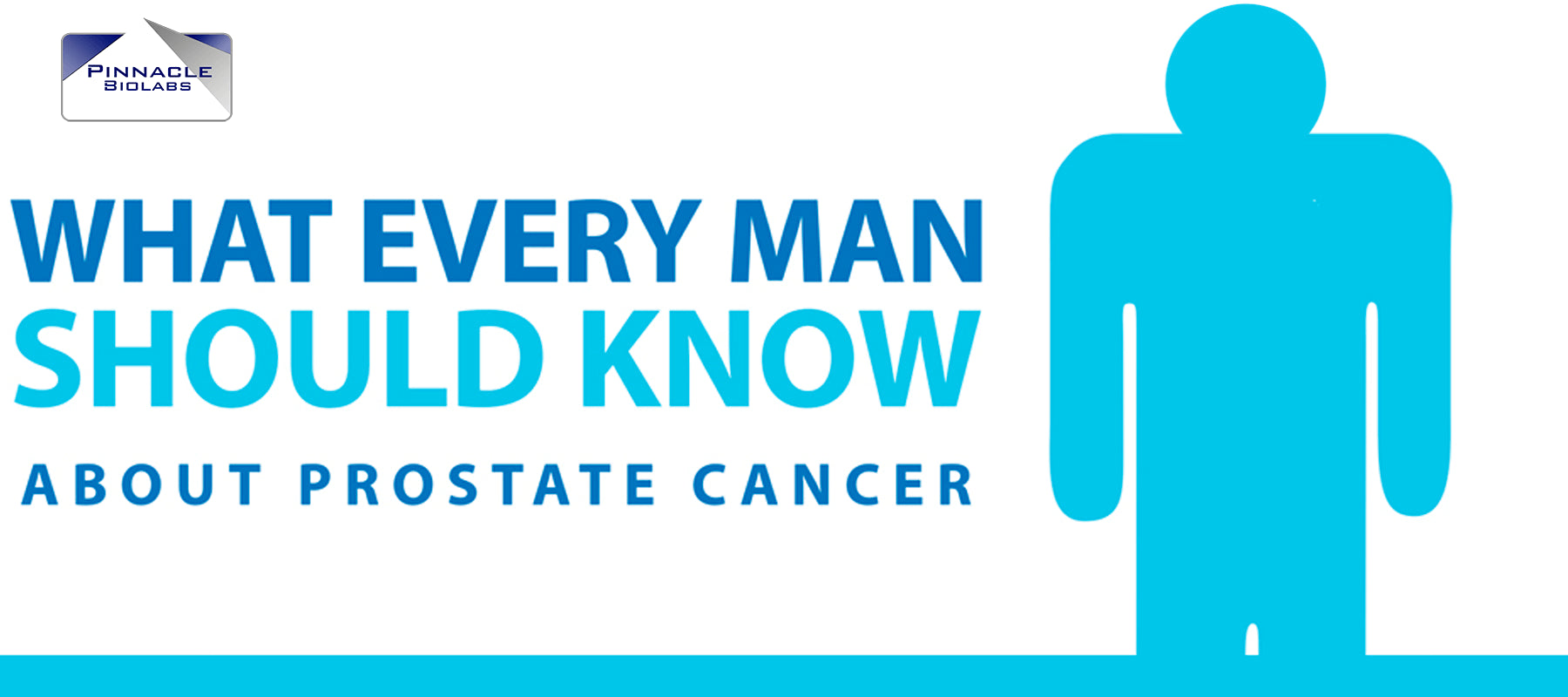 Prostate Cancer and the Role of the PSA Test - Pinnacle BioLabs