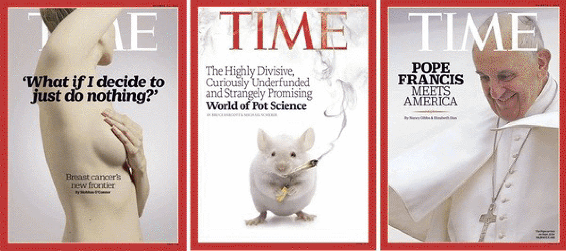TIME Magazine Article on the Fecal Immunochemical Test