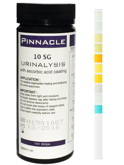 Pinnacle 10 SG Urinalysis - 3 pack