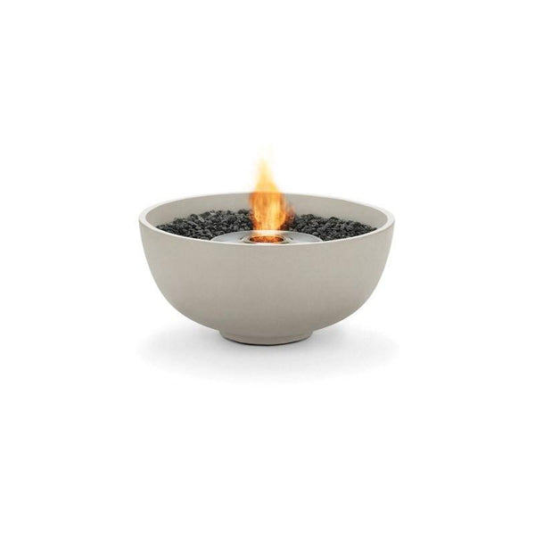 Urth ethanol burner fire pit 85cm round fire pits direct for Alcohol fire pit