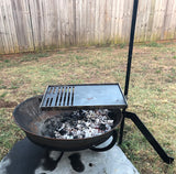 Camper Series Cooking Posts & Grill